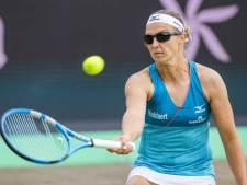 Kirsten Flipkens et Johanna Larsson remportent le tournoi WTA de Majorque en double