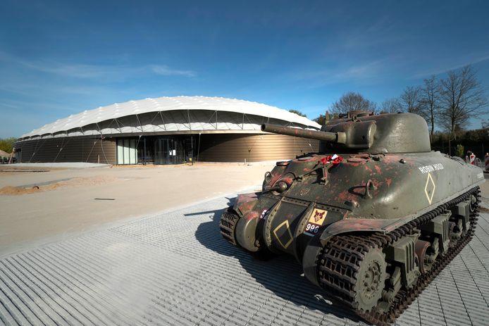 Het vrijheidsmuseum, voorheen bevrijdingsmuseum, in Groesbeek.