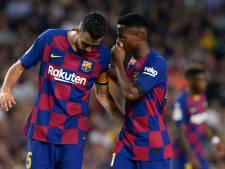 Le jeune Fati carbure, le Barça étrille Valence