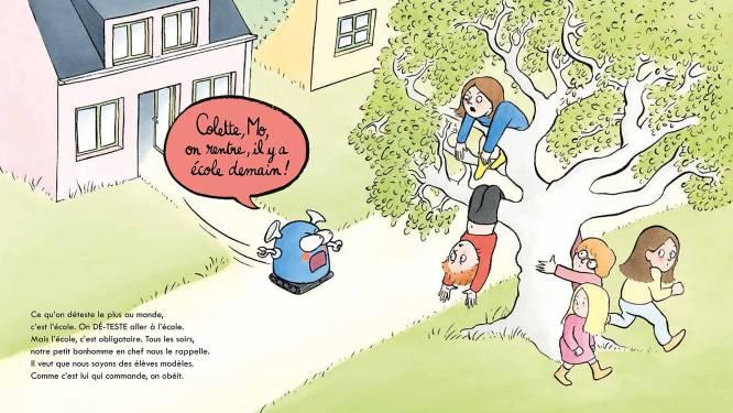 5 livres pour aider les enfants à s'acclimater à la reprise de l'école