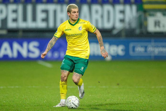 Mickaël Tirpan speelt dus opnieuw voor de Nederlandse eersteklasser Fortuna Sittard.