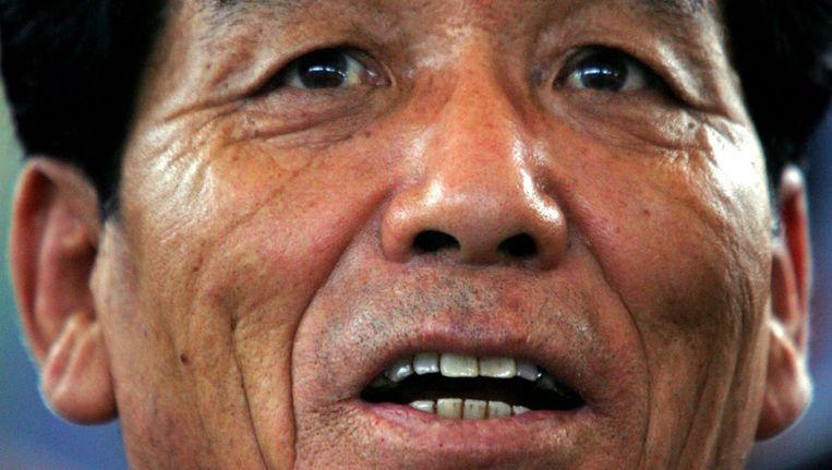 De nieuwe Noord-Koreaanse premier Pak Pong-ju. Beeld reuters