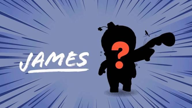 Welke klas ontmoet 'James', het nieuwe kindvriendelijke stadsfiguurtje, het eerst?