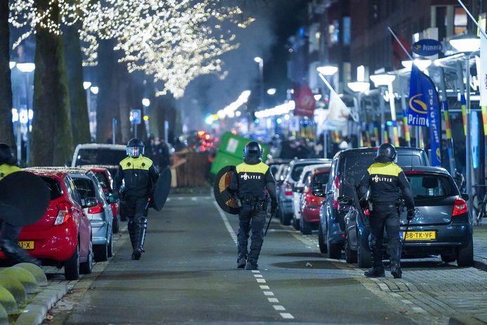 Leefbaar Rotterdam en de VVD verafschuwen de huidige situatie in Rotterdam.