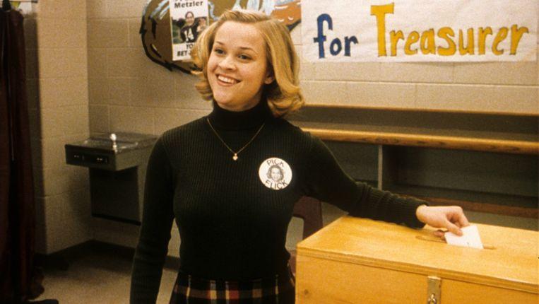 Reese Witherspoon in Election van Alexander Payne Beeld