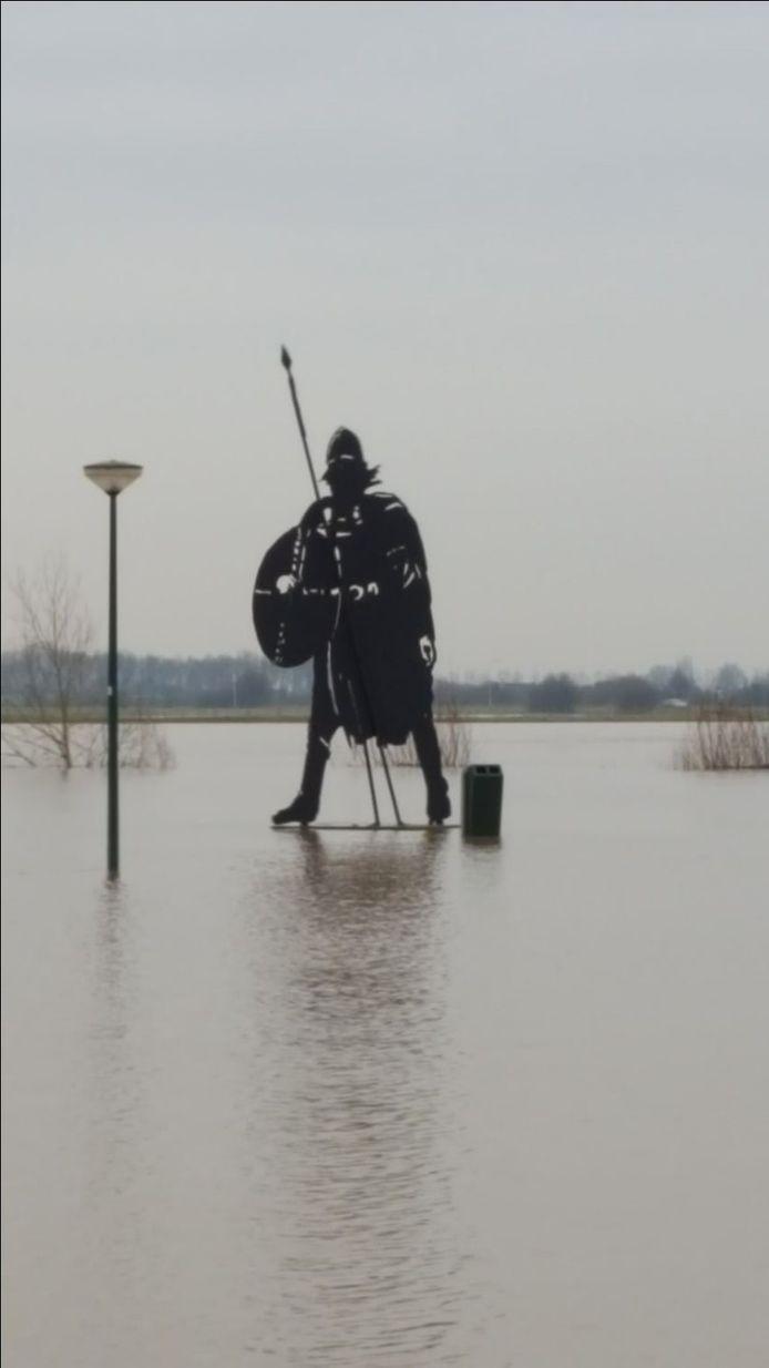 Elianne de Haan  legde dit tafereel vast in Wijk bij Duurstede.