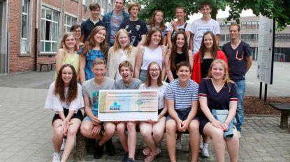 Lesmarathon brengt 2.000 euro op voor Hope Home