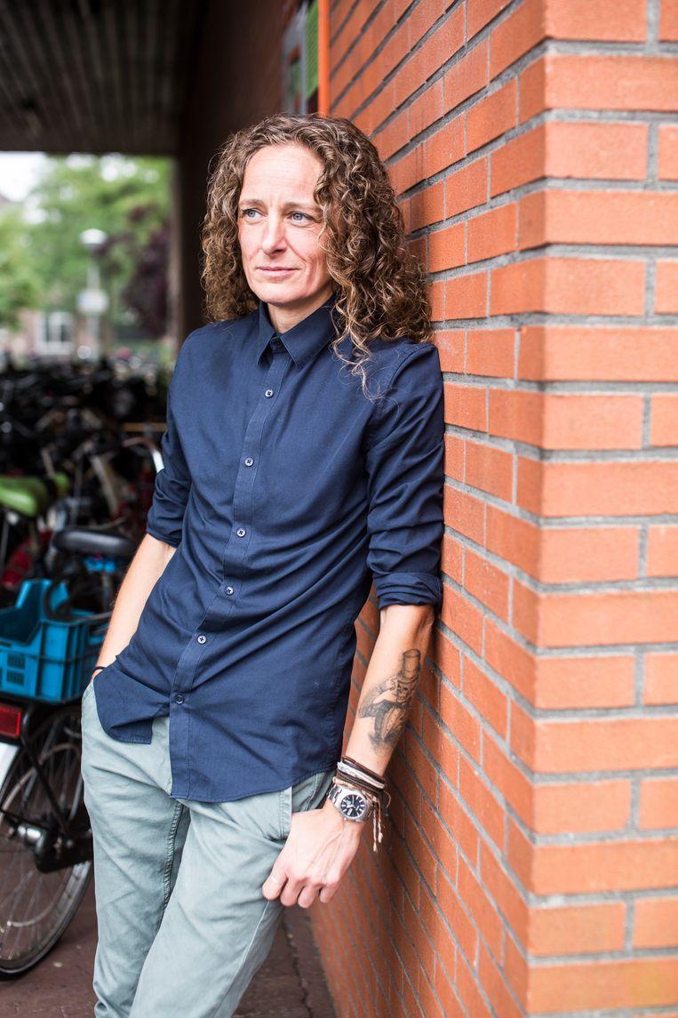 Alexandra van Delft: