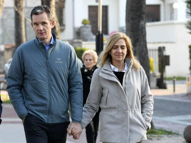 Uitgespuwd door het volk: zus van de Spaanse koning leeft in ballingschap na fraudeschandaal