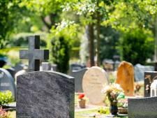 Grafkosten gestegen, duurste begraafplaats in Groningen