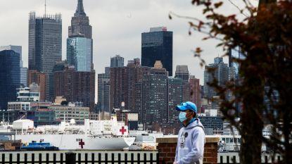 """LIVE. Recordaantal doden op een dag in VS - Secretaris-generaal VN: """"Ergste wereldcrisis sinds Tweede Wereldoorlog"""""""