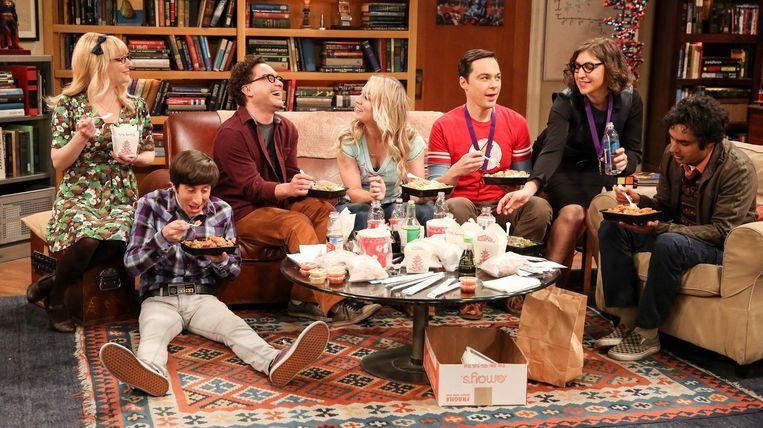 The Big Bang Theory  Beeld Netflix
