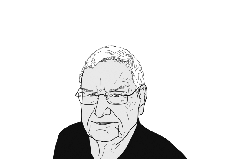 Walter Zinzen. Beeld DM