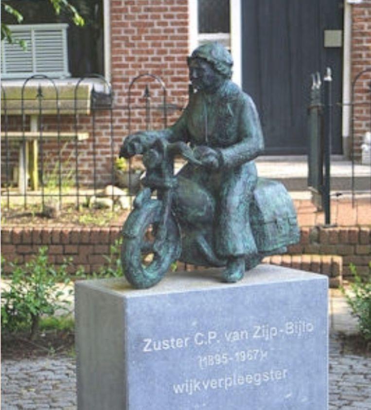 Cornelia van Zijp, Kerkweve. Beeld