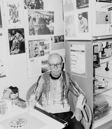 Henk Winters, buurticoon Oud-West, overleden