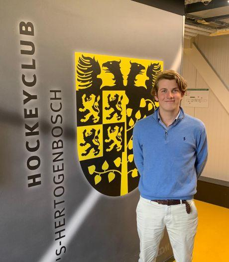 Keeper Flip Wijsman volgt Loïc Van Doren op bij hockeyers Den Bosch
