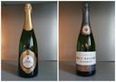 Champagne Charles Dauteuil Premier Cru Brut, Champagne Vranken Brut Nature