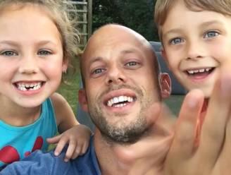 Staf Coppens en zoon trekken tand van zusje Nora met tandenraket