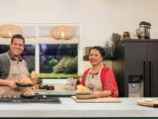 Oma Trees kookt Indonesisch met Danny: 'Je hoeft vlees niet te vermoorden'