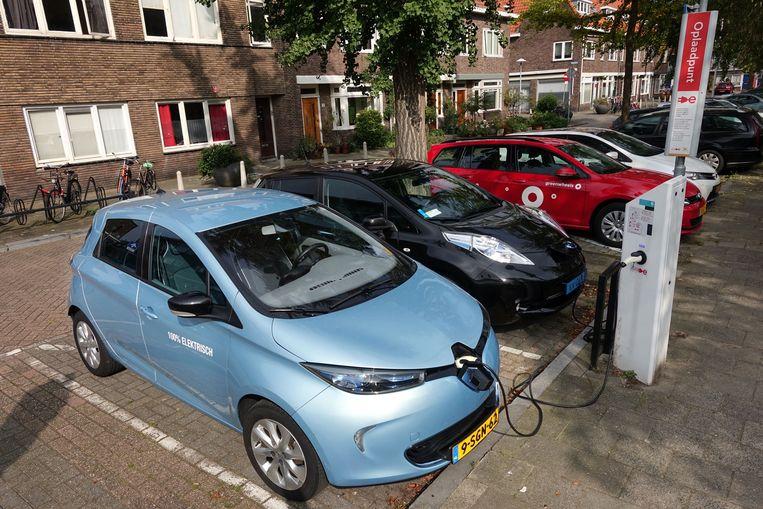 Zo Maakt Nederland Zich Klaar Voor Het Einde Van De Benzine Auto Trouw