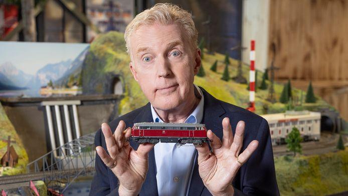 De Grote Kleine Treinencompetitie met André van Duin.