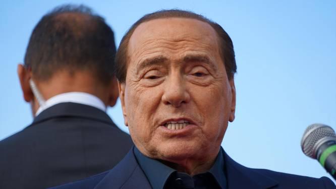 Toestand Berlusconi stabiel: oud-premier ademt zelfstandig en ligt niet op intensieve zorg