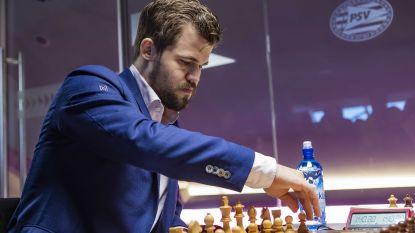 Schaker Carlsen verbetert record van hoogste aantal ongeslagen partijen op rij