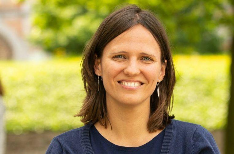 Ann Moerenhout.