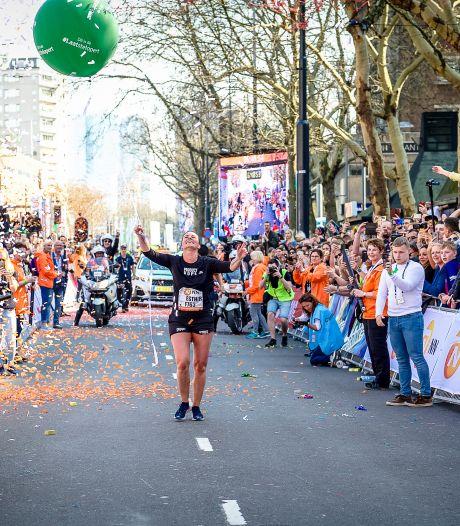 Alvast getest: coronaproof lopen met Lee Towers, publiek én duizenden andere atleten als alternatief voor de marathon