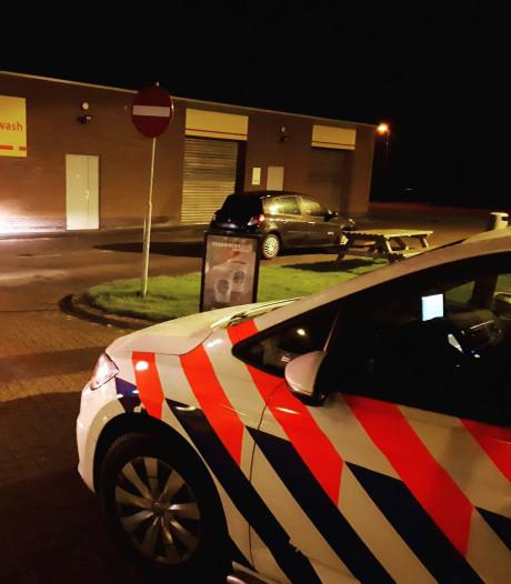 Politie Woerden houdt vermoedelijke drugsdealer aan