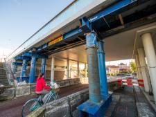 Alphens stadsbestuur: Julianabrug kan écht niet instorten