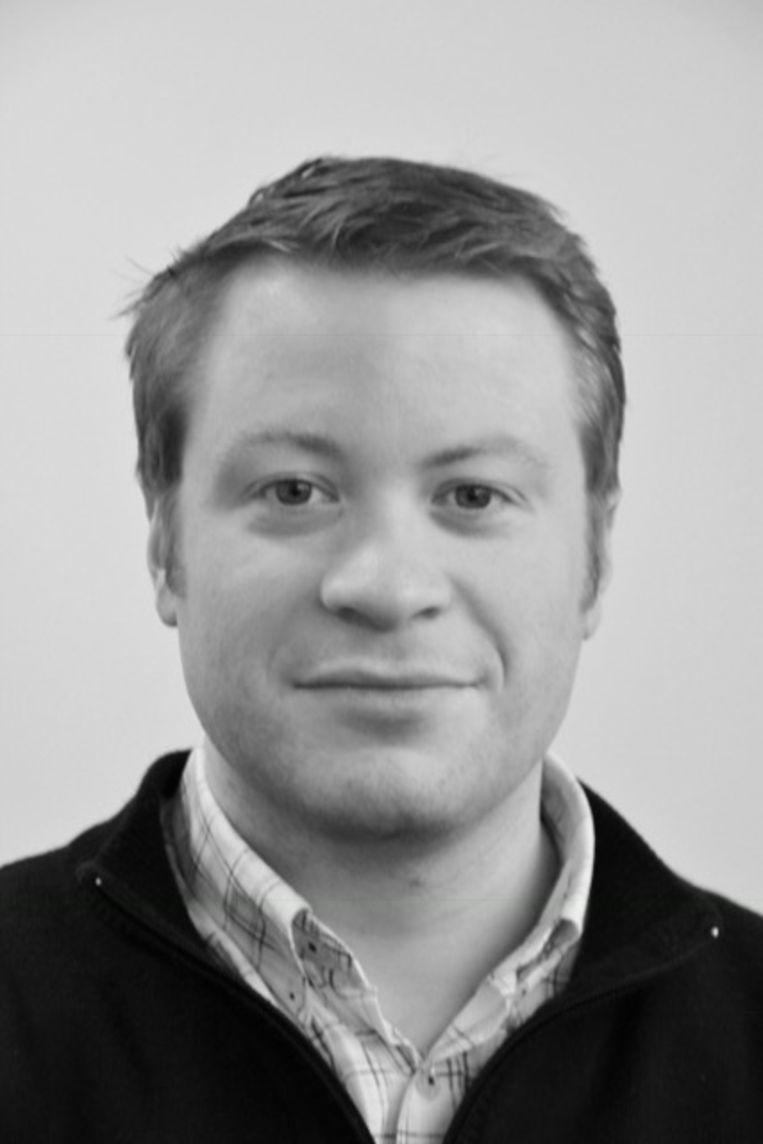 Christophe Bostyn. Beeld rv