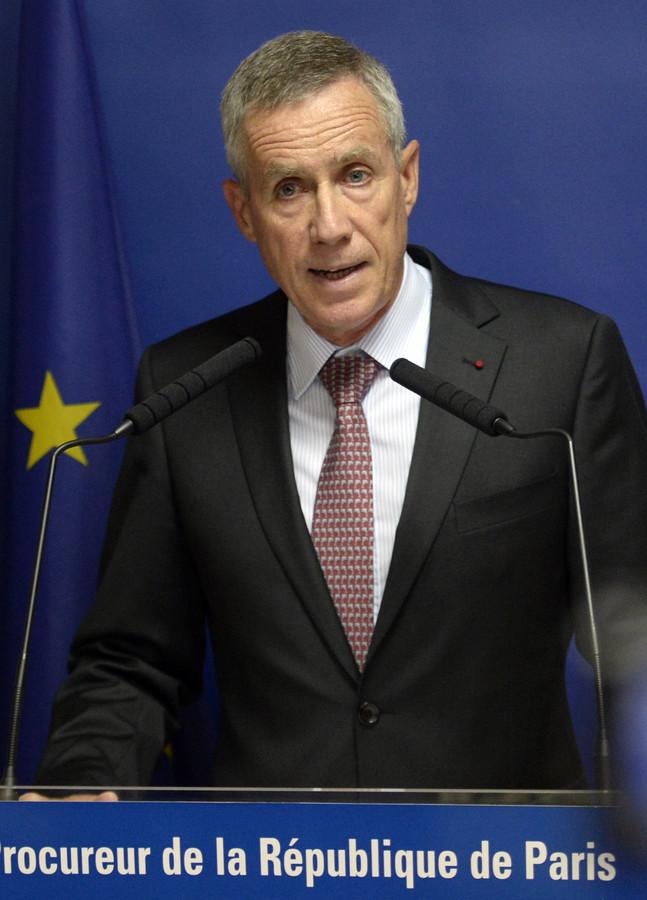 Procureur François Molins