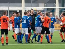RKHVV pakt punten in lelijke derby