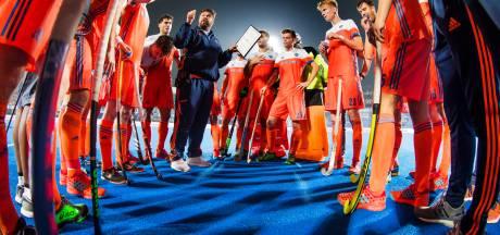 Hockeyploegen Caldas en Annan het land door in Pro League