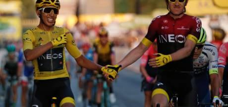 Ineos naar Tour met Thomas en Carapaz, Bernal naar Giro