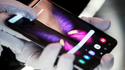 Veiligheidsprobleem bij Samsung opgelost na update: vingerafdrukken terug 'safe'