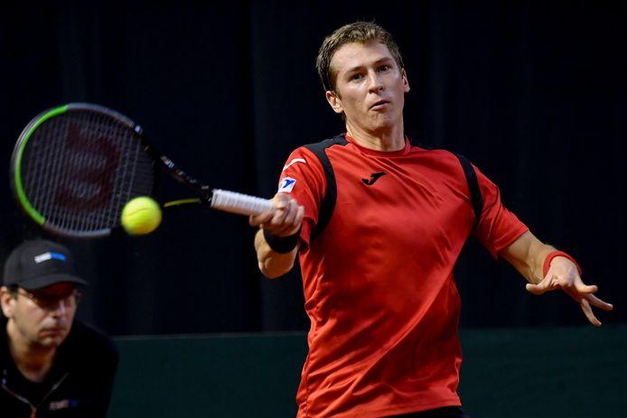Kimmer Coppejans disputera à Melbourne son premier Open d'Australie.