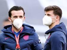 Les joueurs anglais Mason Mount et Ben Chilwell en isolement par mesure de précaution