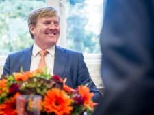 Koning Willem-Alexander vandaag in Hengelo