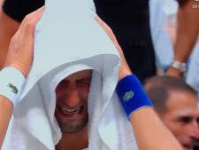 Soutenu par le public et submergé par l'émotion, Djokovic craque complètement en plein match