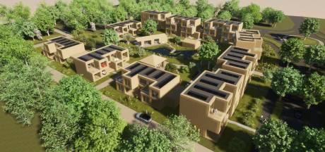 Totaal aantal woningen in 'slimme wijk' in Helmond wordt 2.600; eerste 52 tijdelijke exemplaren nog dit jaar