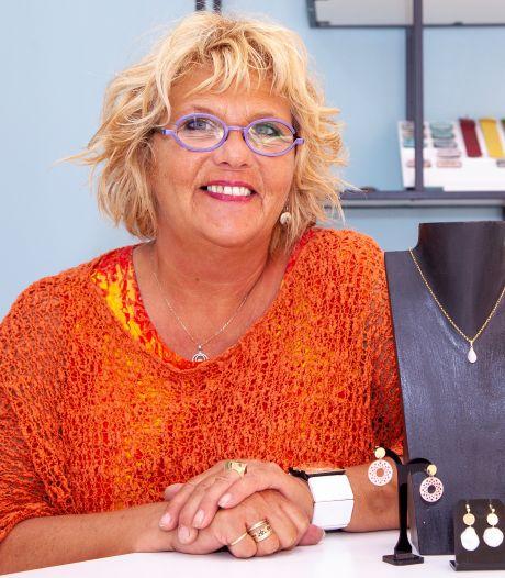 Sierlijke sieraden van edelsmid Jacky: 'Ik kan al mijn creativiteit kwijt in de creaties'