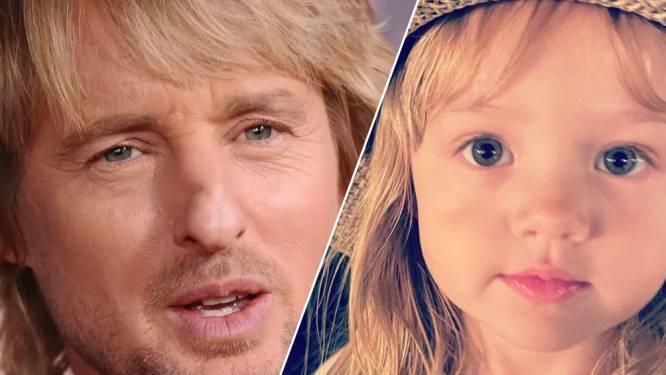 """Owen Wilson heeft zijn 3-jarige dochtertje nog nooit ontmoet: """"Ze heeft een vader nodig"""""""