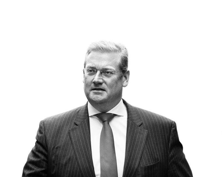 Ard van der Steur, minister van Justitie Beeld anp