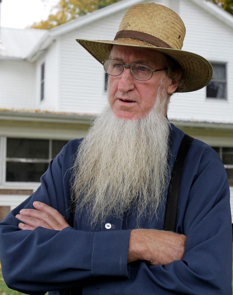 Ouders van jonge Amish weten niet hoe het internet werkt. En dat is een voordeel. Beeld AP