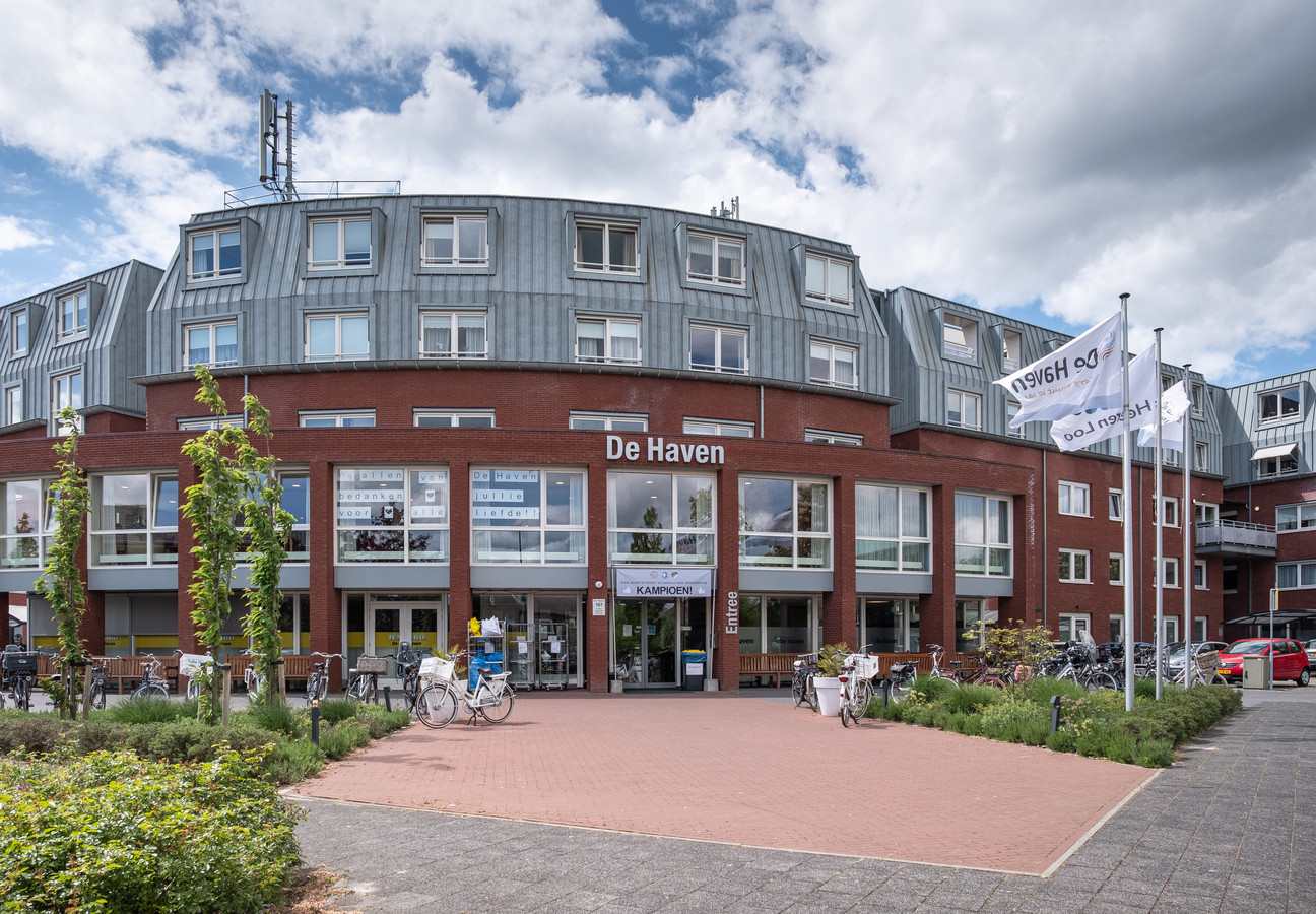 Martin Elbertsen Verzorgingshuis De Haven in Bunschoten-Spakenburg