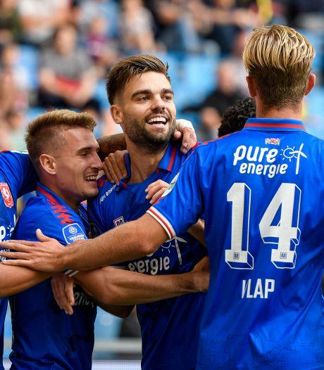 FC Twente boekt klinkende zege in Arnhem dankzij clubtopscorer Pröpper