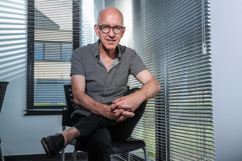 Biostatisticus Geert Molenberghs. Beeld Photonews