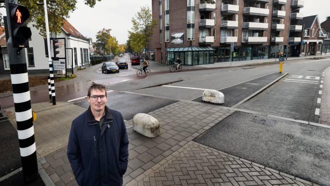 Verkeerssituatie Tongelresestraat in Eindhoven is nog steeds onveilig: 'Het is wachten op een ongeluk'
